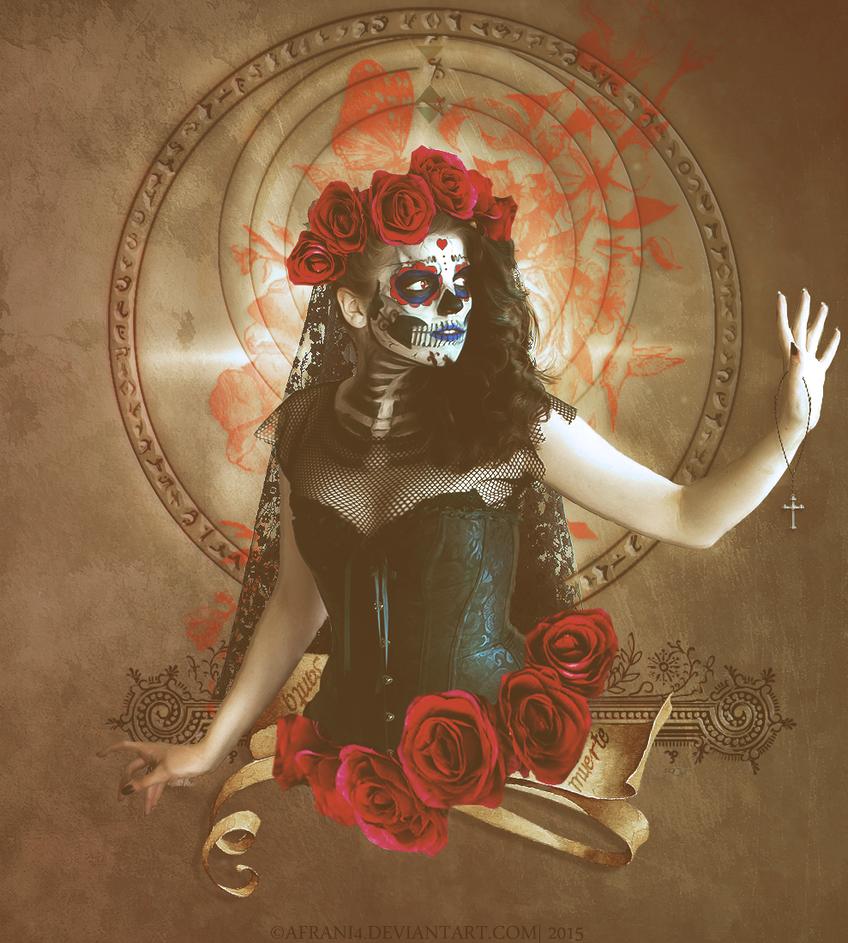 Santa Muerte by Afrani4