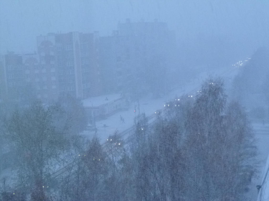 blizzard by 4ajka