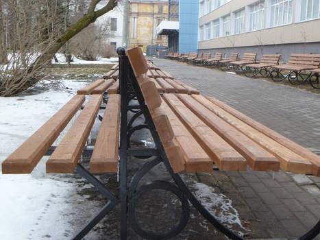 bench parade