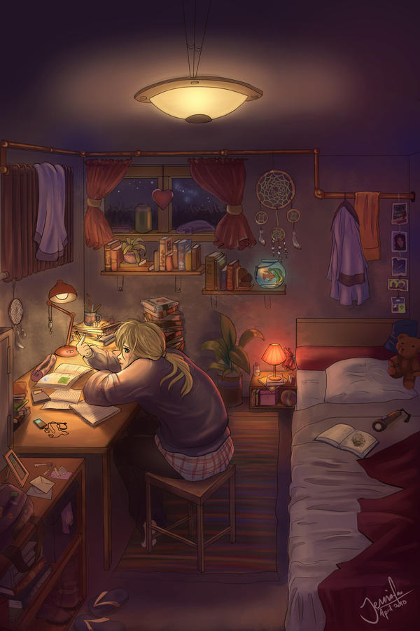 Midnight Studies by Temarinde