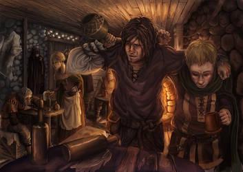 Tavern by Temarinde