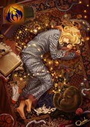 Go Back To Sleep by Temarinde