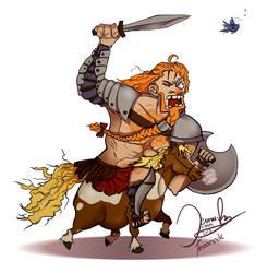 Gladiator by Temarinde