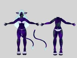 Galaxy Deer: TENKISHIKA RAFFLE!! by Rose-Songstress