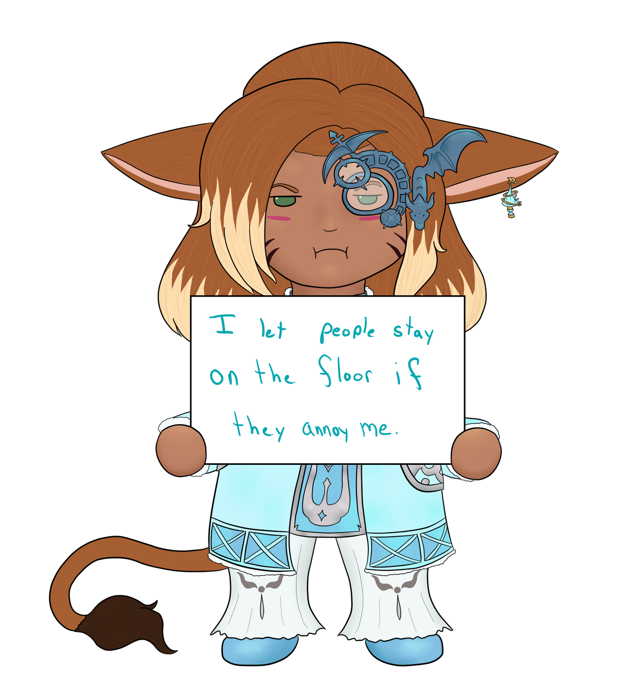 Silly Ffxiv Memes By Rose Songstress On Deviantart