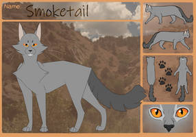 SunClan: Smoketail by GwentheCatify