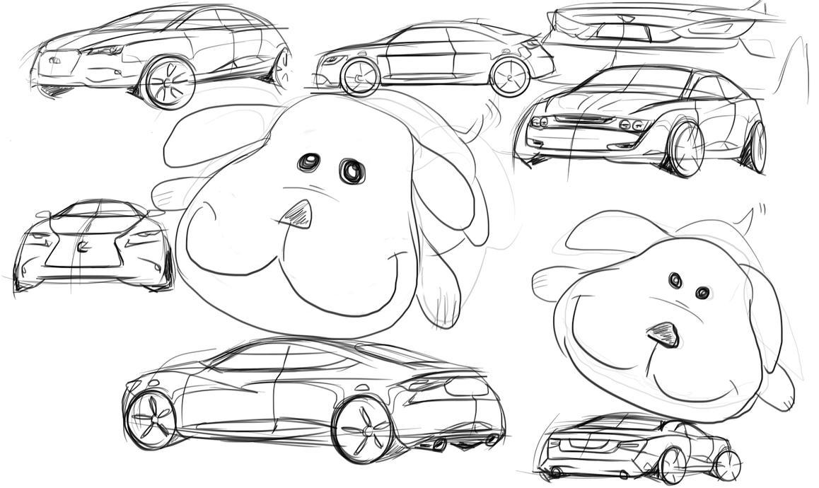 Random Doodles by SNDesign