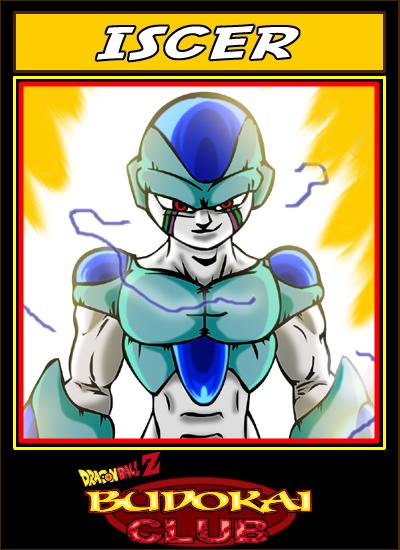 Character Bio: Iscer by Budokai