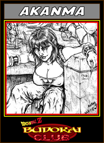 Character Bio: Akanma by Budokai