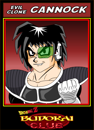 Character Bio: Evil Cannock by Budokai