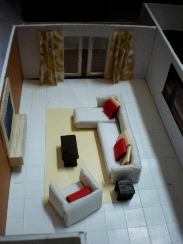 Interior design mock up model by Rachael023 on DeviantArt