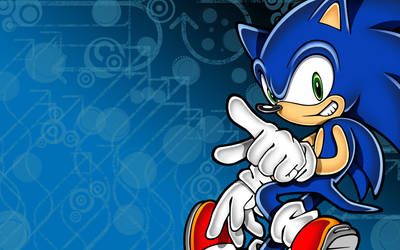 Sonic Wallpaper by HabashiraNana