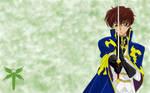 Code Geass: Suzaku Wallpaper