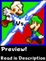 Mario Vs Luigi - TFOTC by Mirax96