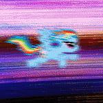 Rainbow Dash: Gotta go fast!! by Mirax96