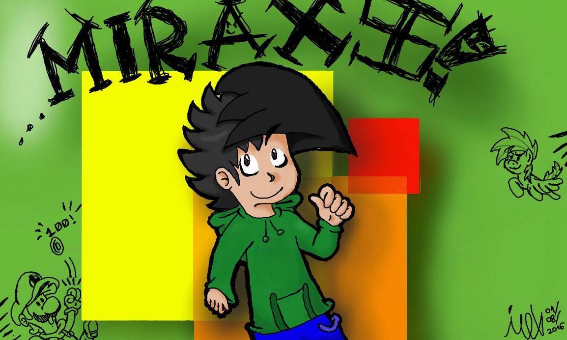 It's-a Mirax!! by Mirax96