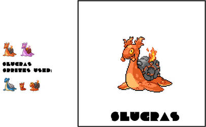 Slugras by Neon-Koala