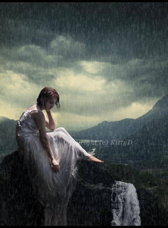 Rain by KittyD