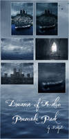 Dreams of Avalon Premade pack by KittyD