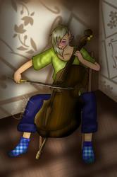 mylo Elddir by GrayHadesRiserWolf
