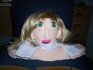 Agnetha Clay Bust FINAL