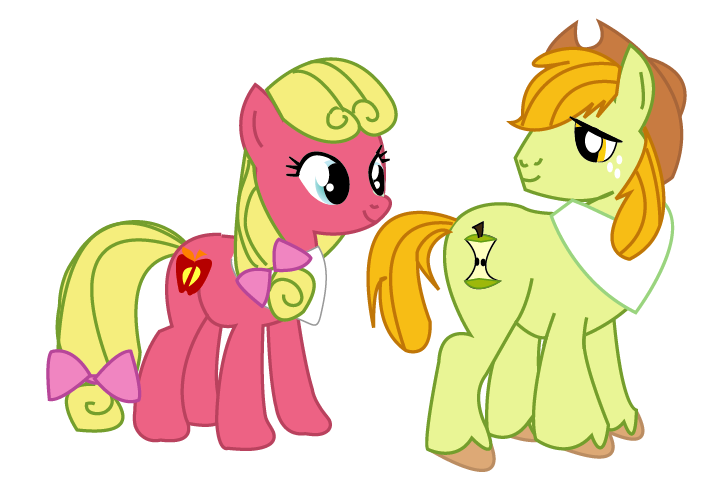 applejacks parents by burntuakrisp - photo #13