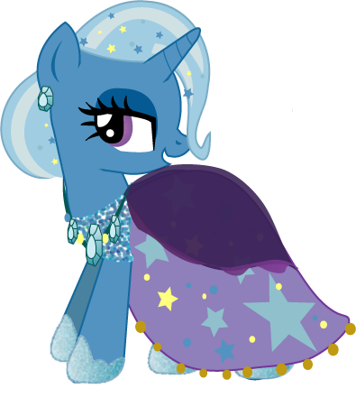 Trixie's Gala Dress by LottaPotatoSalad