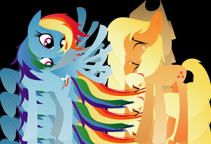 Oh, Rainbow! by LottaPotatoSalad