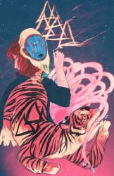 tiger my friend by experi-mental