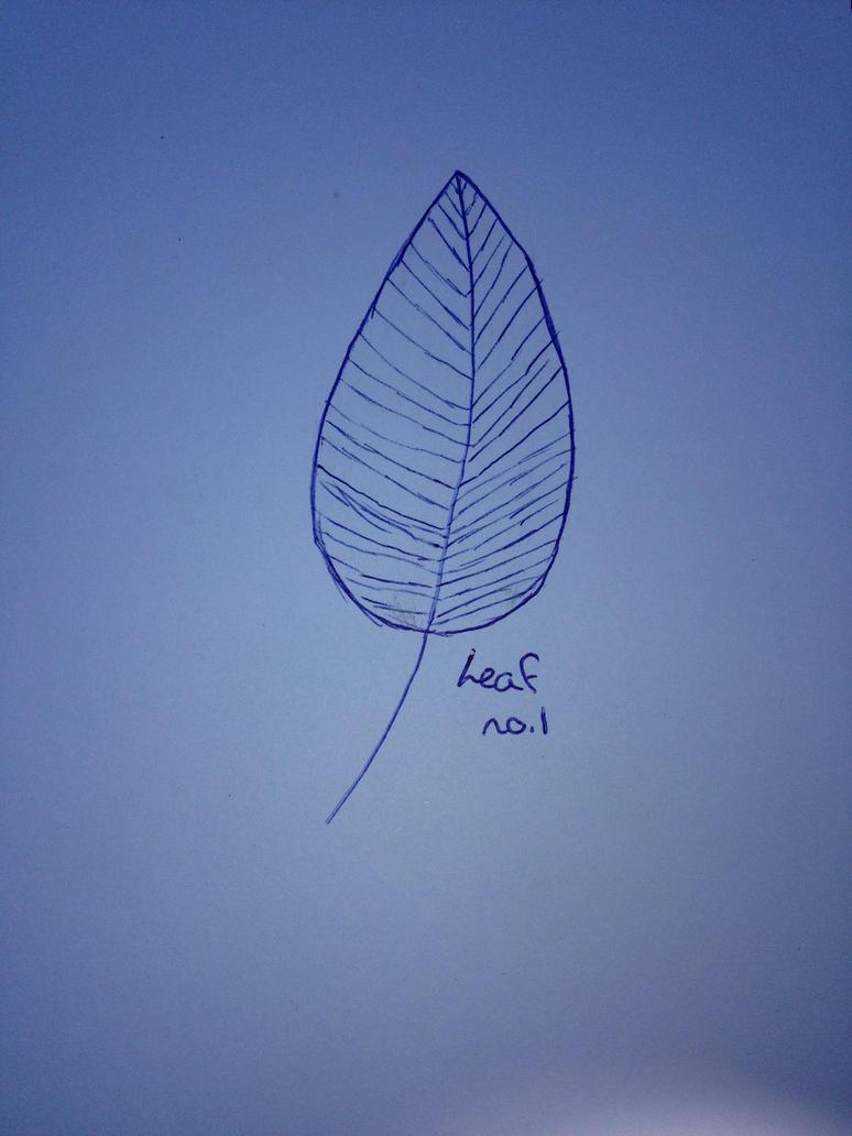 Leaf  by caiteecandy