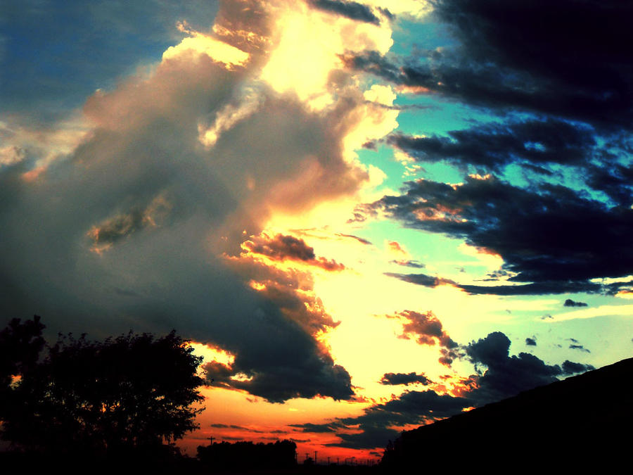 Burning in the Skies by Tann-Renae