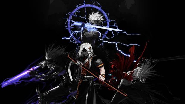 Slayers 2nd Awakening Wallpaper