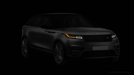 2018 Range Rover Velar - Neon Greyscale