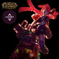 Slayer Jinx Render (+Edit)