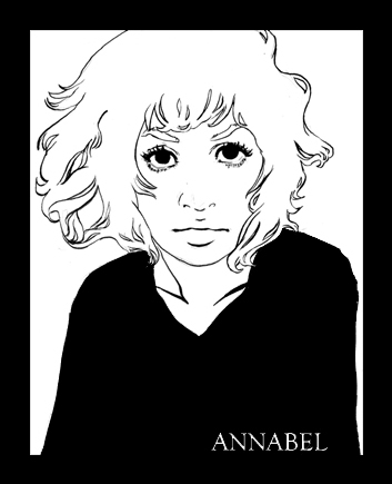 Annabel is by elixirplease
