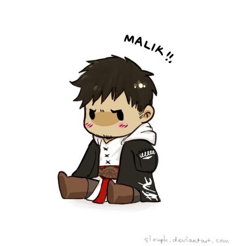 AC: Malik Plush by slouph