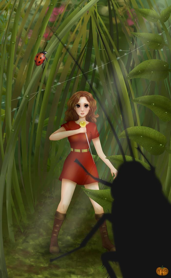 The secret world of Arrietty by Kabosha