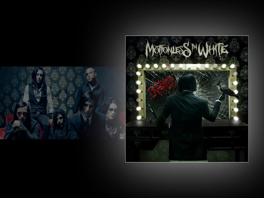 motionless in white wallpaper infamous by nanoboy13 on