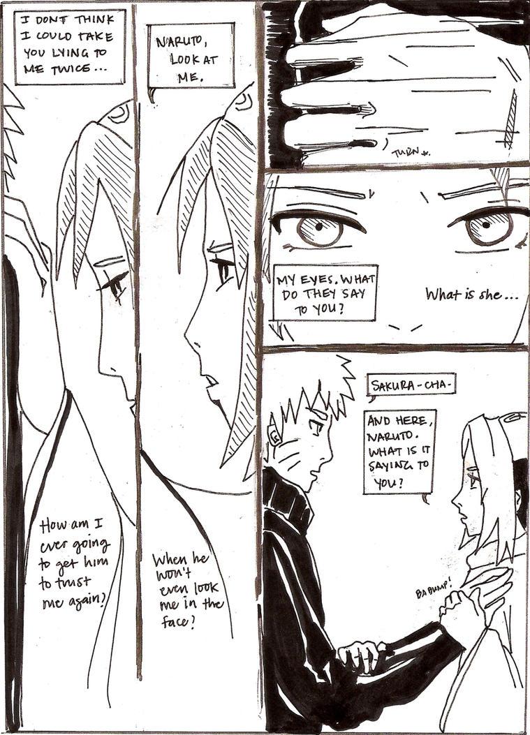NaruSaku Doujin: Say It Again2 by Liamony