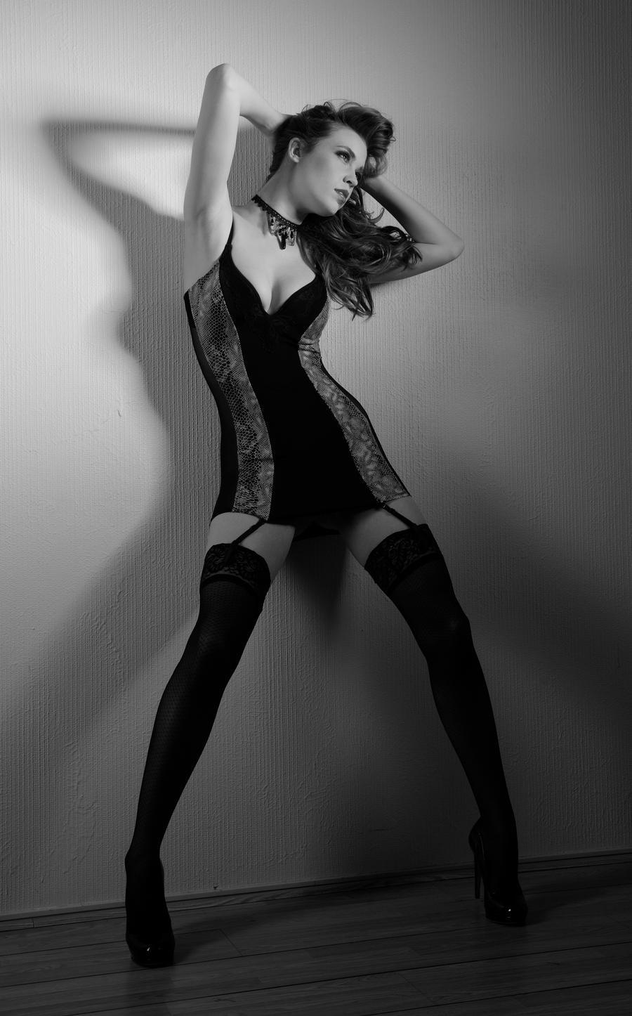 Jess - Lingerie Beauty by d2l2