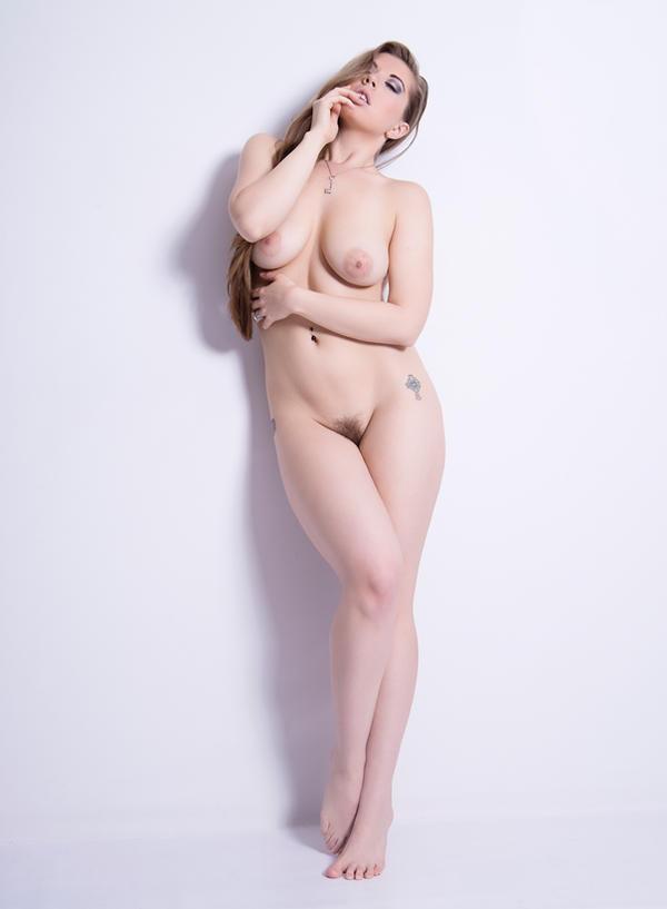Naked Jessi by d2l2