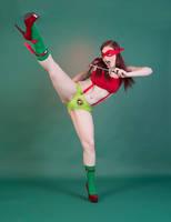 Leila - Ninja Turtle