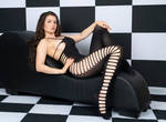 Cut-out Bodystocking