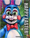Fazbear Easter Event Poster