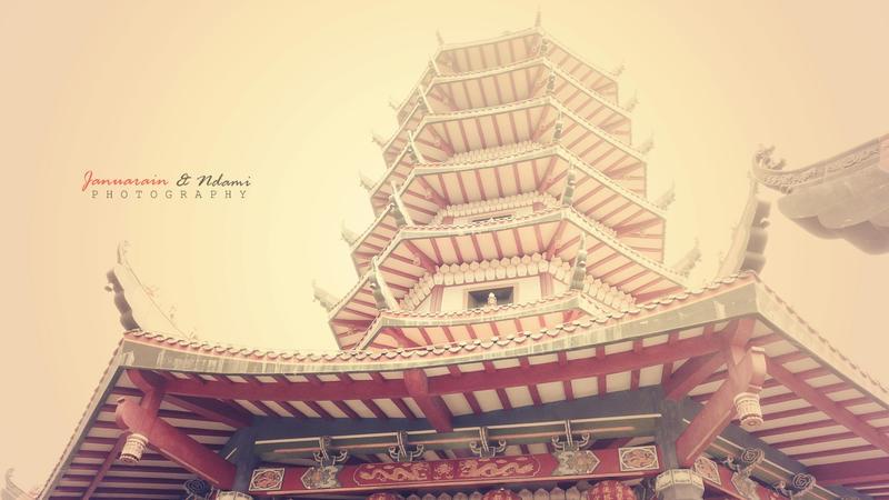 The Pagoda by januarain