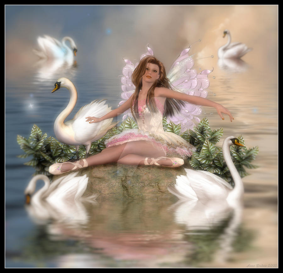 Swan Lake By Capergirl42 On Deviantart