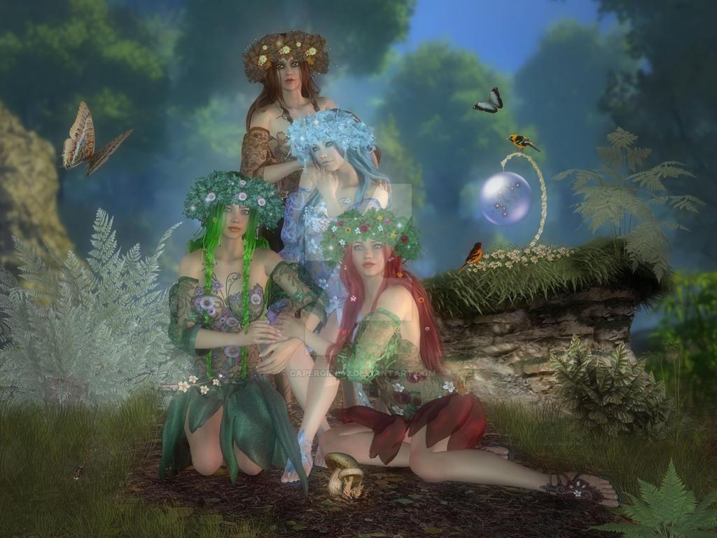 Mother Nature S Orgi