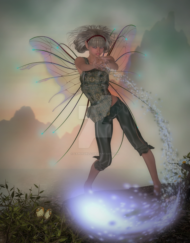 Fairy Magic by CaperGirl42