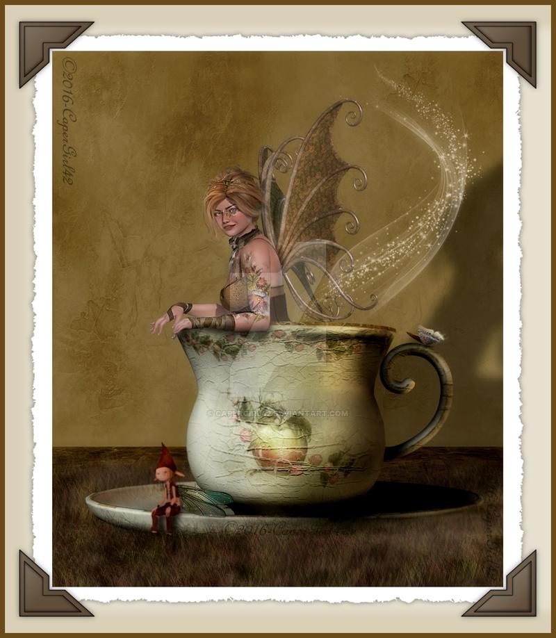 CupFae by CaperGirl42