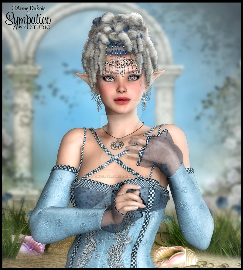 Neina for V4 by Seven by CaperGirl42
